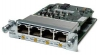 CISCO HWIC-4ESW - Four port 10/100 Ethernet switch interface card